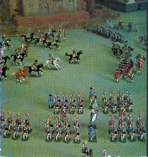 Battle of Sittangbad - from Lawford and Youngs classic Sixties book CHARGE!