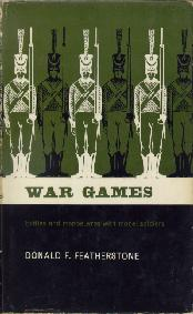 Click on this image to read a detailed page describing the many and various kinds of war game played today